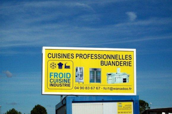 Installation cuisine professionnelle Carpentras