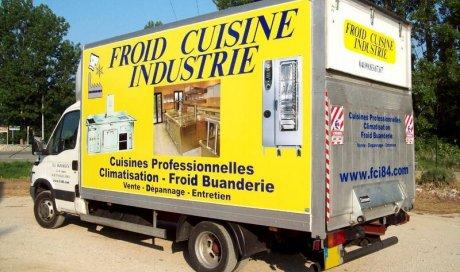 Installation cuisine professionnelle Nîmes