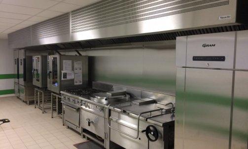 Installation cuisine professionnelle Uzès